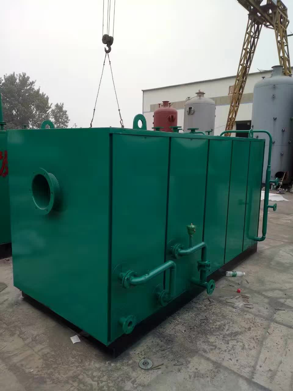 热博体育官网生物质煤发生器