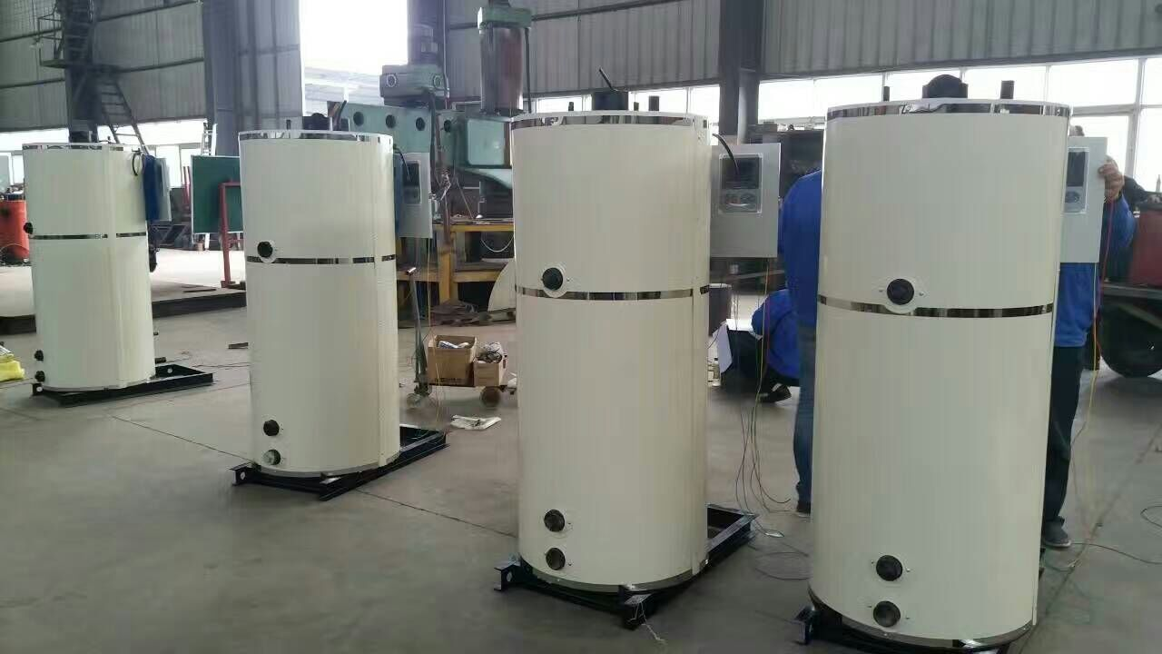 燃油燃气蒸汽发生器