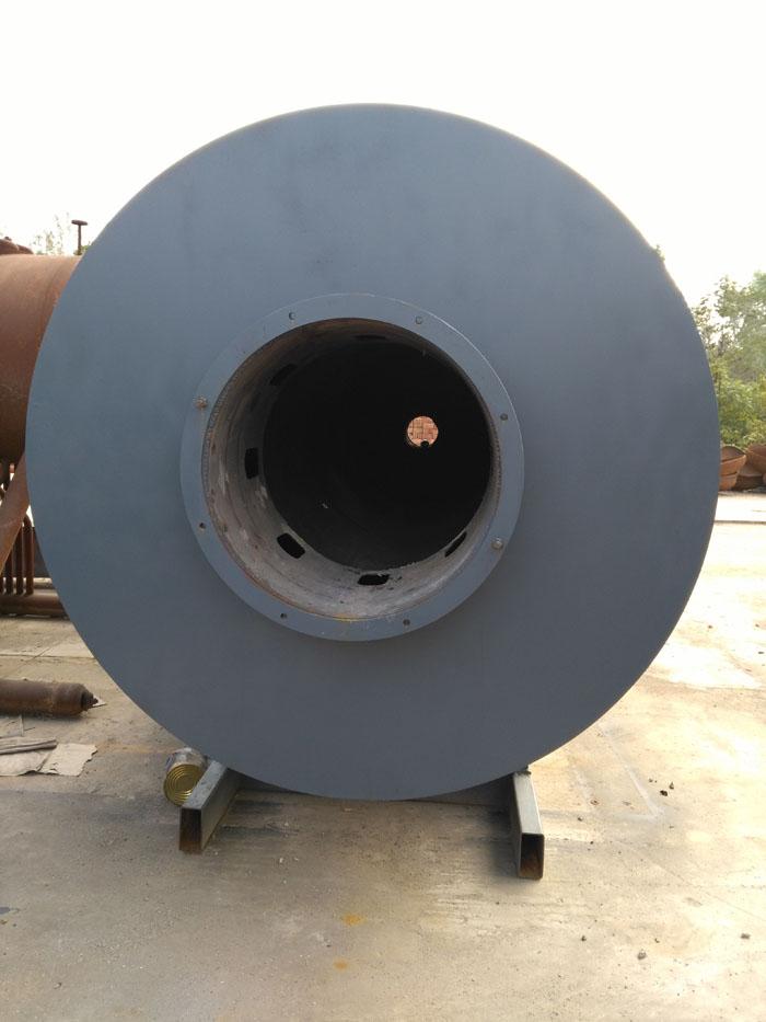 120万大卡不锈钢燃油燃气混合风热风炉