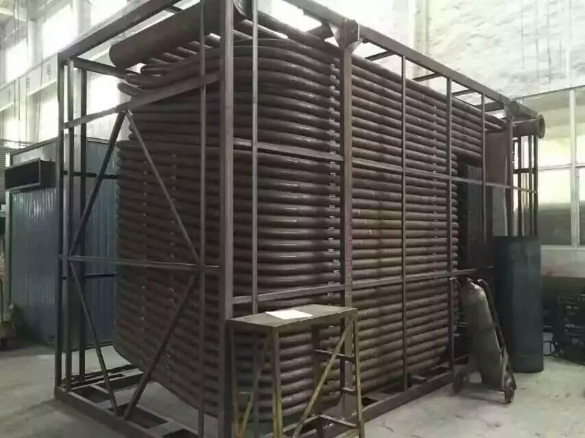热博体育官网生物质导热油炉内部结构