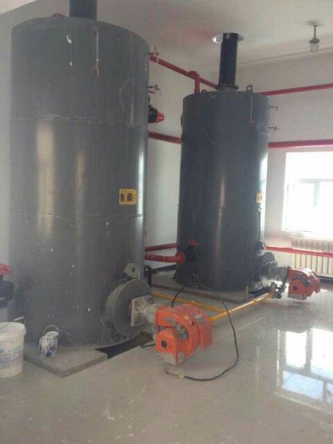立式1吨燃油燃气热博官网